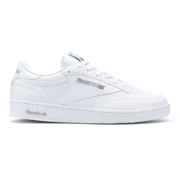 【REEBOK】リーボック CLUB C 85 BASIC クラブC85ベーシック BS7769 ABC-MART限定 WHITE/GREY|abc-martnet|02