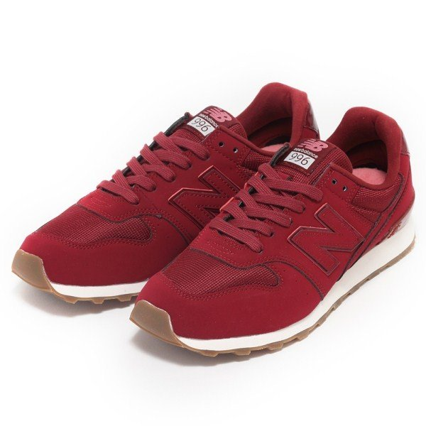 レディースNewBalanceニューバランスWR996SKH(D)ABC-MART *RED(SKH)