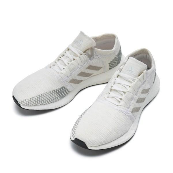 Adidas Men's PureBoost Go Running Shoes White AH2311