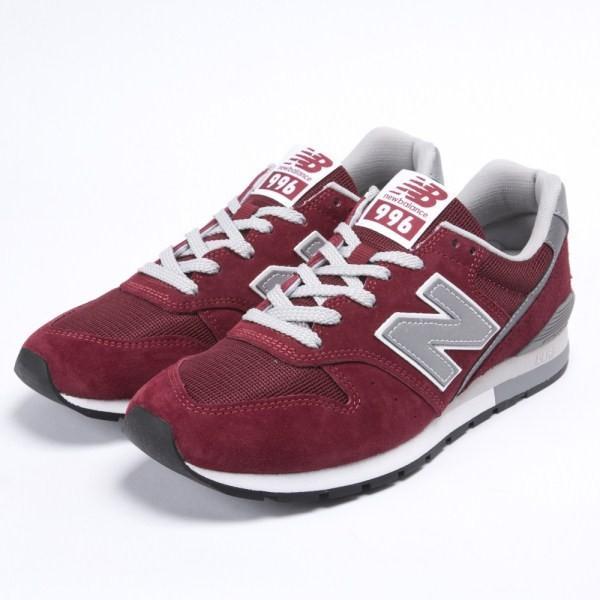 NewBalanceニューバランスCM996BR(D)RED(BR)