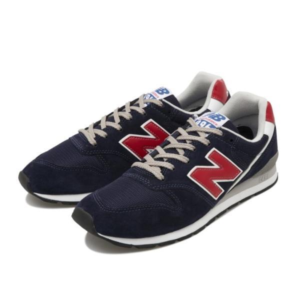 NewBalanceニューバランスCM996XA(D)NAVY/RED(XA)