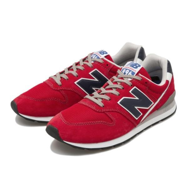 NewBalanceニューバランスCM996XB(D)RED/NAVY(XB)