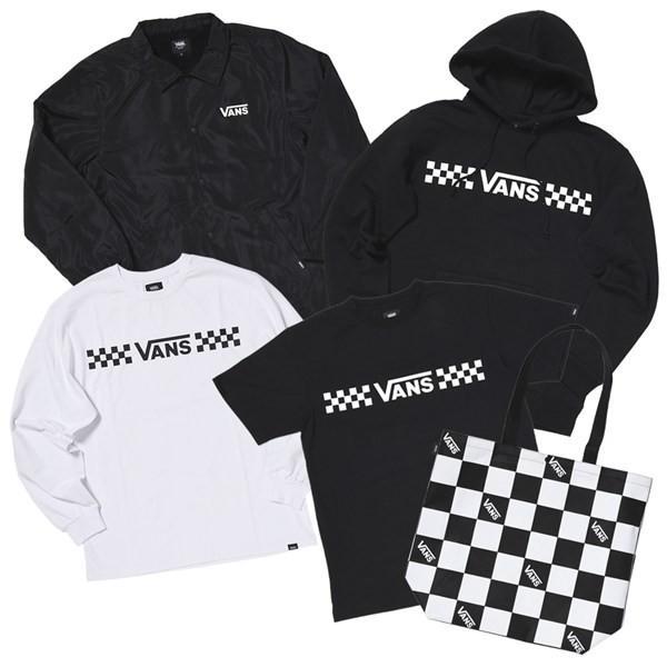 ≪オンラインストア先行予約≫【VANSウェア福袋】ヴァンズ 2019 VANS Lucky Bag VANS-2019フクブクロ 2019 BLACK|abc-martnet