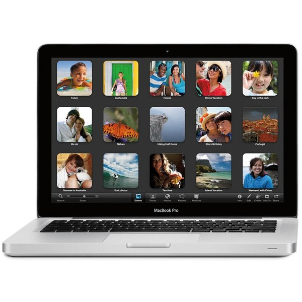 Apple MacBook Pro 2500/13 MD101J/Aの画像