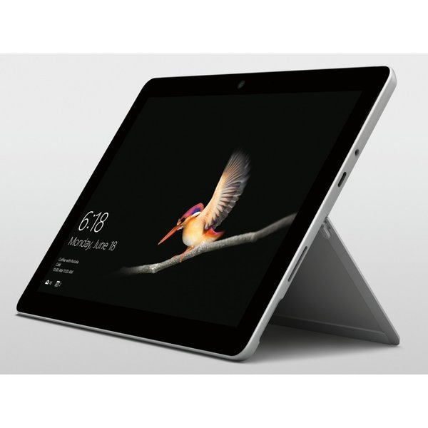 MHN-00014 Windowsタブレット Surface Go (サーフェスゴー) シルバー [10.0型 /intel Pentium /eMMC:64GB /メモリ:4GB /2018年8月モデル]の画像