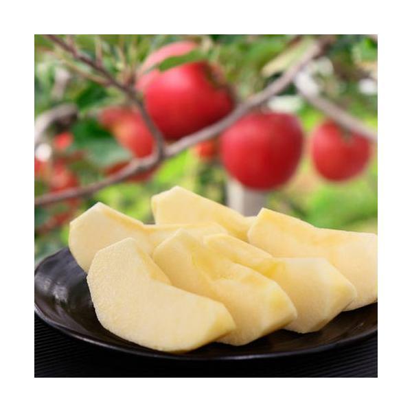 りんご(シナノスイート) 3kg「ふくしまプライド。体感キャンペーン(果物/野菜)」|abekajuen