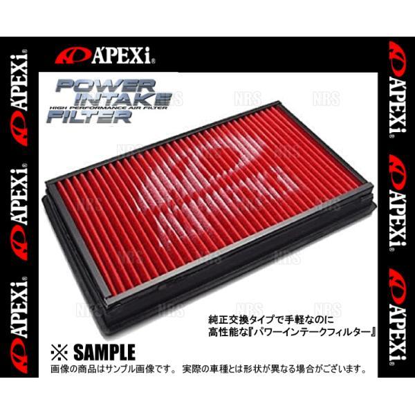 APEXi アペックス パワーインテークフィルター プリメーラ P12/HP12/TP12/TNP12/RP12 QR20DE/QR25DD/SR20VE (503-N101