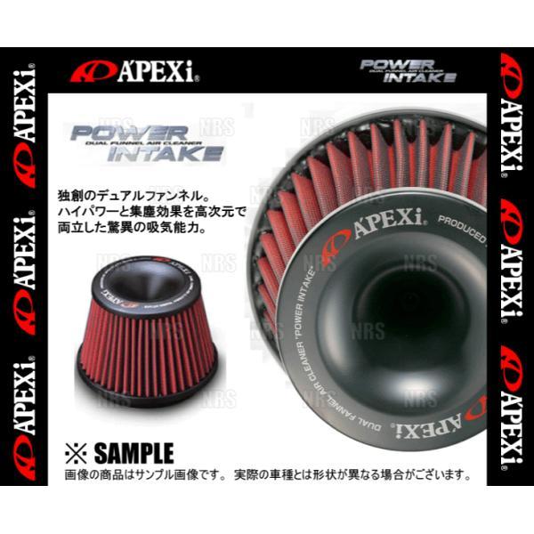 APEXi アペックス POWER INTAKE パワーインテーク フォレスター SF5 EJ20 98/9〜02/2 (507-F005