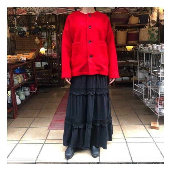 ICHI(イチ) 赤ずきんコート
