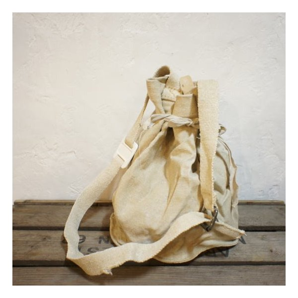スイス リネンホースバッグ|abracadabra