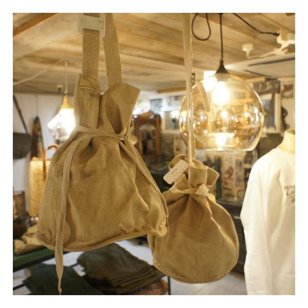 スイス リネンホースバッグ|abracadabra|07