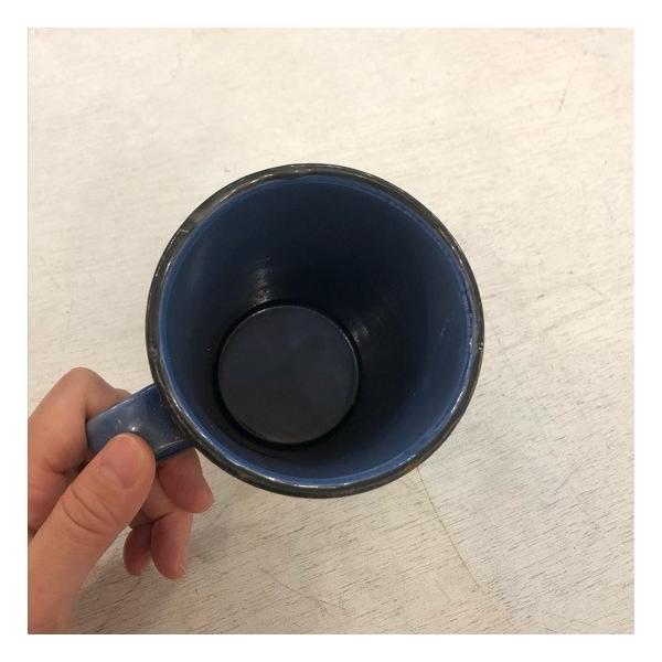 パキスタン ホーロー広口マグカップ 全7色 abracadabra 04