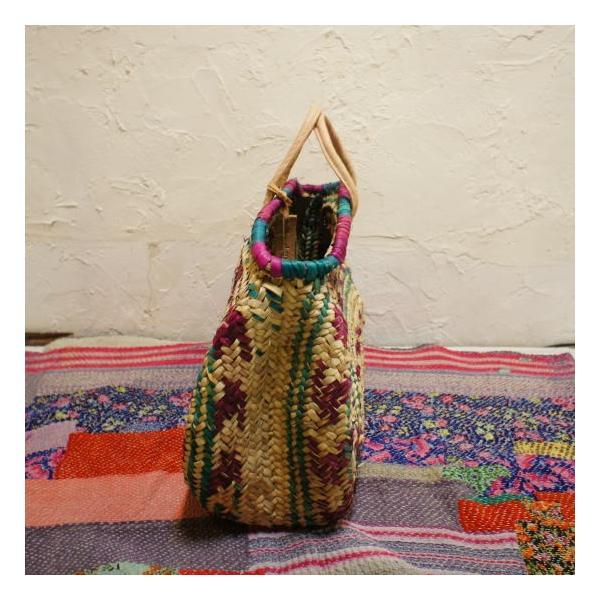Moroccan Baskets カラフルオーバル|abracadabra|05