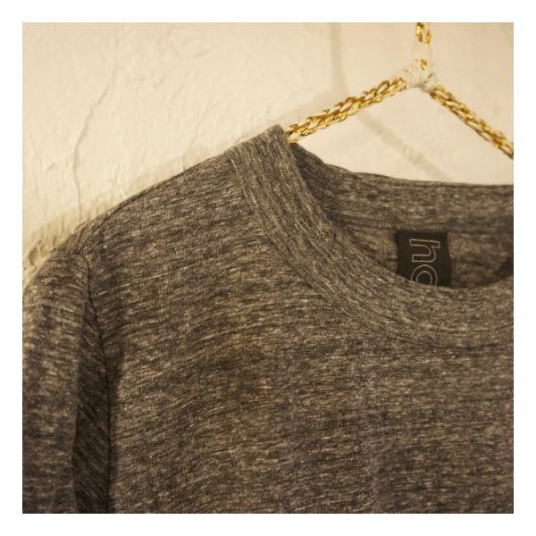 homspun (ホームスパン) 天竺長袖Tシャツ 全3色|abracadabra|08