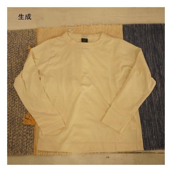 homspun (ホームスパン) 天竺長袖Tシャツ 全3色|abracadabra|09