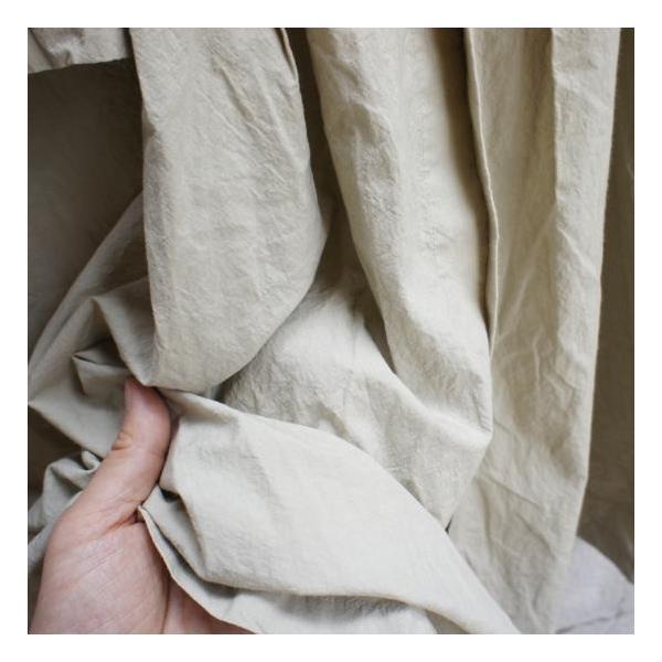 ICHI Antiquite's(イチ アンティークス) 羊飼いシャツワンピース ベージュ|abracadabra|08
