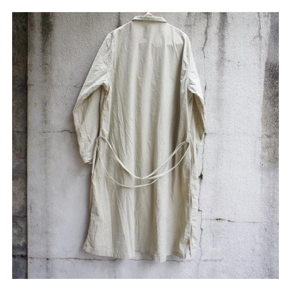 ICHI Antiquite's(イチ アンティークス) 羊飼いシャツワンピース ベージュ|abracadabra|10