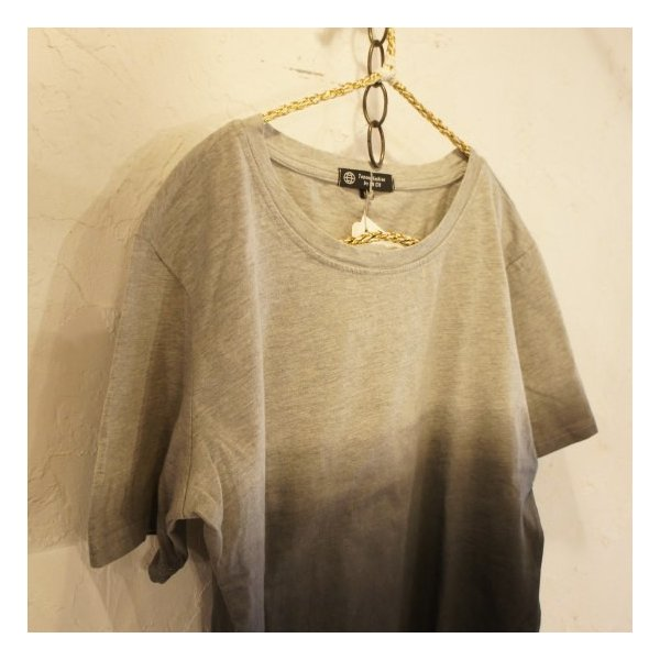 TOPANGA fashion グラデーションTシャツ グレー abracadabra 03