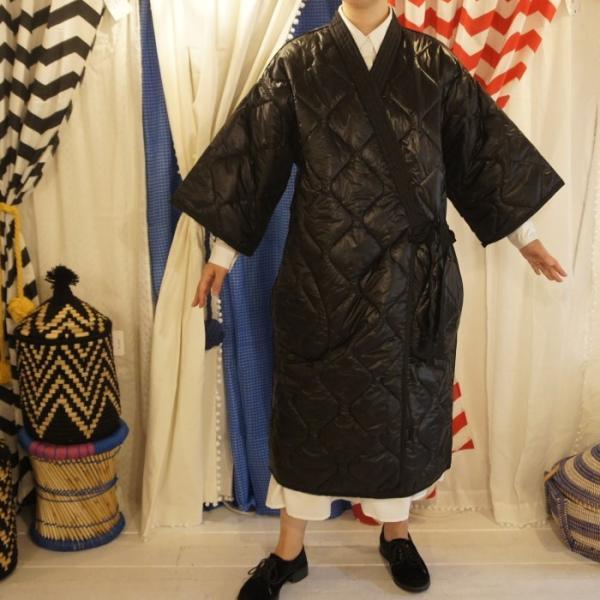 Topanga Fashion kimonoコート ブラック