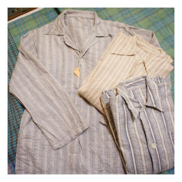 1950' フランネルパジャマシャツ 2タイプ|abracadabra|06