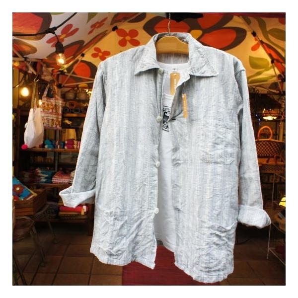1950' フランネルパジャマシャツ 2タイプ|abracadabra|08