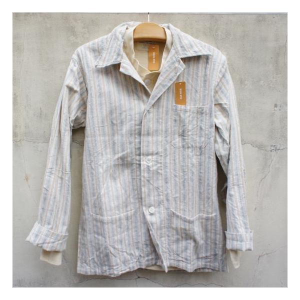 1950' フランネルパジャマシャツ 2タイプ|abracadabra|09