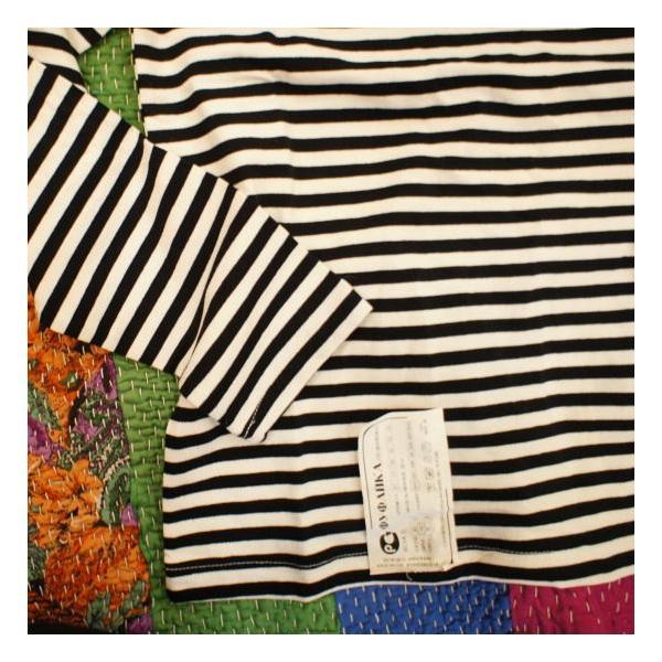 ロシアンボーダーTシャツ|abracadabra|07