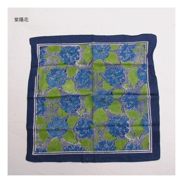 ANOKHI(アノキ) 木版染めハンカチーフ全5種類|abracadabra|07