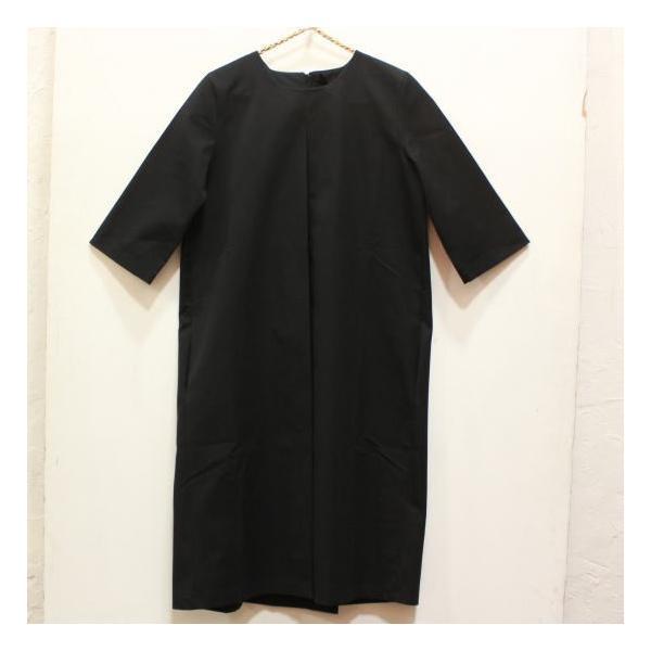 ワンタックブラックドレス|abracadabra|04