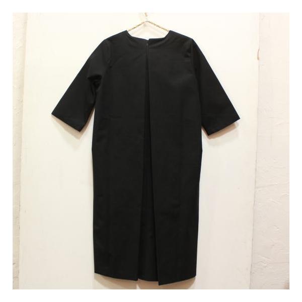 ワンタックブラックドレス|abracadabra|05