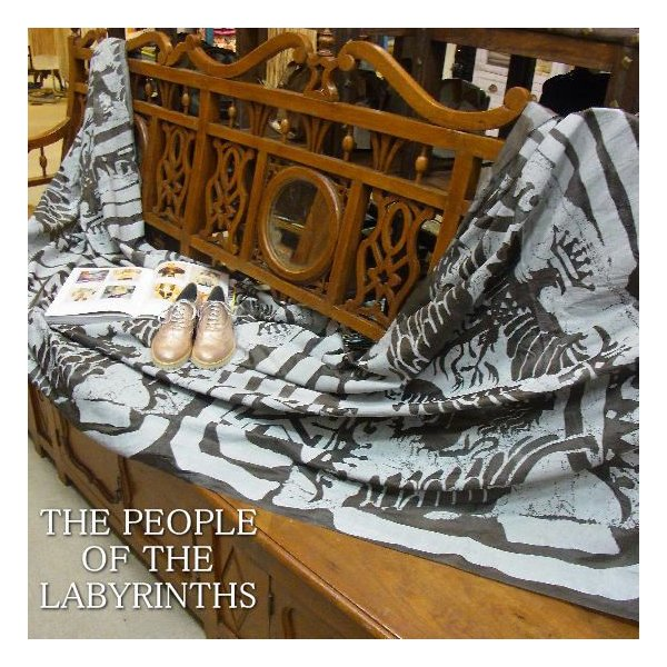 THE PEOPLE OF THE LABYRINTH Holland /BLACK|abracadabra