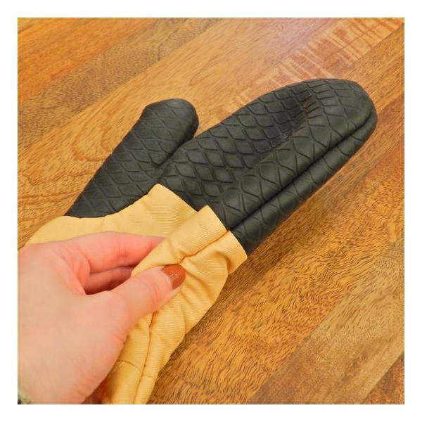 Glutton oven glove 全3色|abracadabra|03