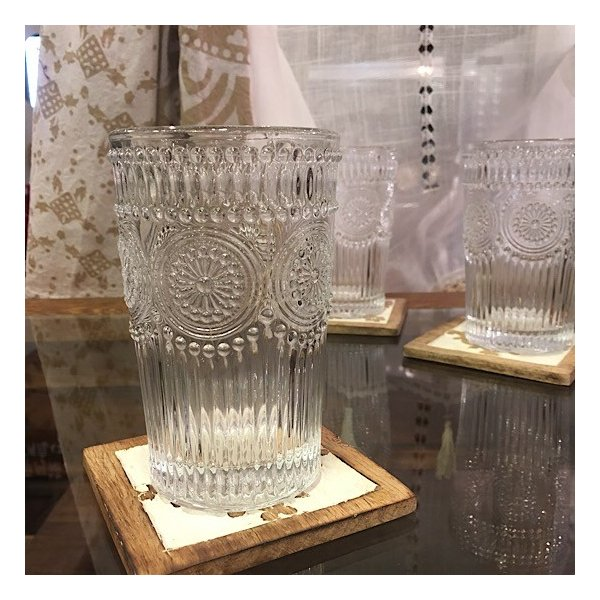 Marguerite ガラスタンブラー 350ml|abracadabra