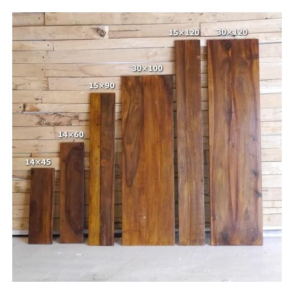 シーシャムウッド棚板 30×100cm|abracadabra|05