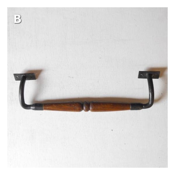 鉄と木のハンドル 全3種|abracadabra|04