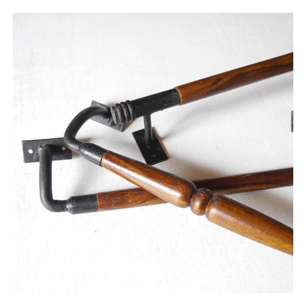 鉄と木のハンドル 全3種|abracadabra|06