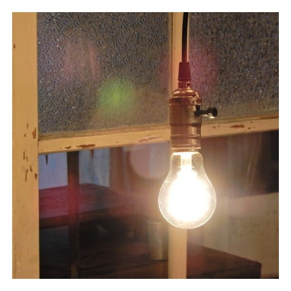 TOPANGA LIGHTING スイッチ付きペンダントコード ロータリースイッチタイプ