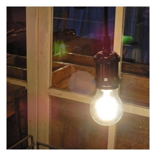 TOPANGA LIGHTING ペンダントコード ブラック