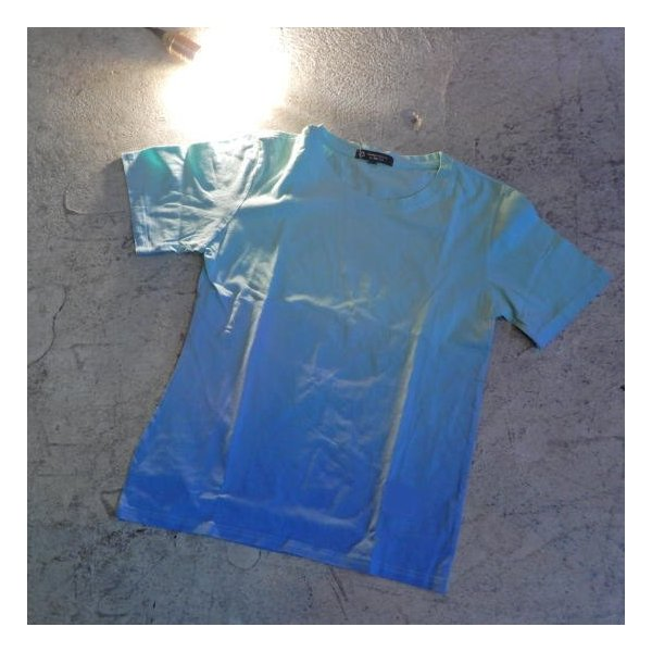 TOPANGA fashion グラデーションTシャツ ブルー(メール便可)|abracadabra|04