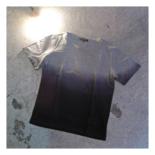 TOPANGA fashion グラデーションTシャツ グレー(メール便可) abracadabra 04