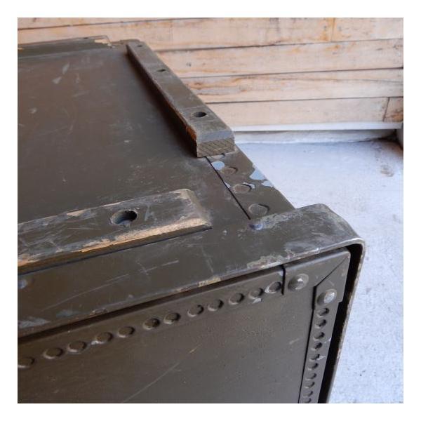 スウェーデン軍 メディカルウッドボックス Lサイズ|abracadabra|07