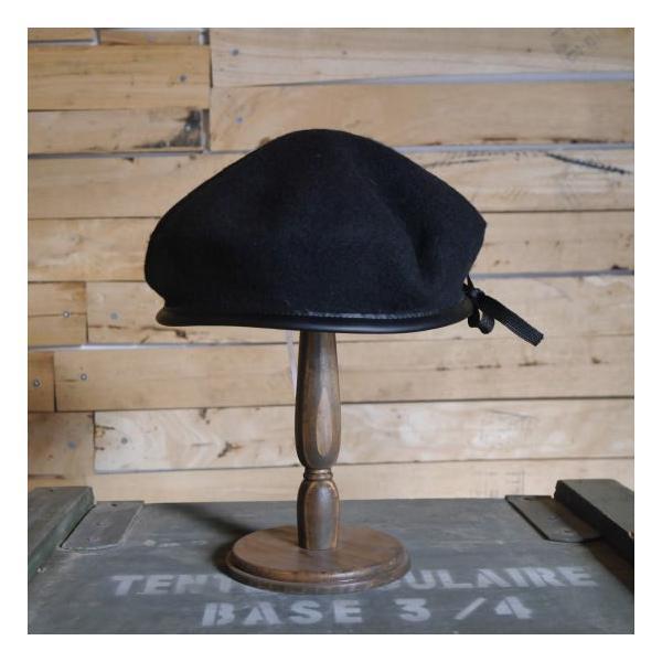 フランスタイプ ベレー帽