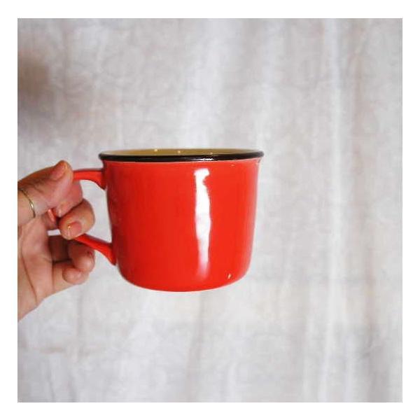 美濃焼 カンパーニュマグカップ 全7色|abracadabra|04