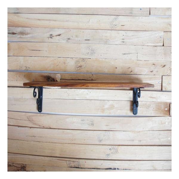 シーシャムウッド棚板 14×60cm|abracadabra|04