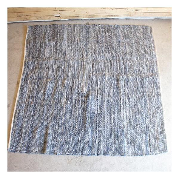 デニムチャンディラグ 正方形 LL 180×180cm abracadabra 06