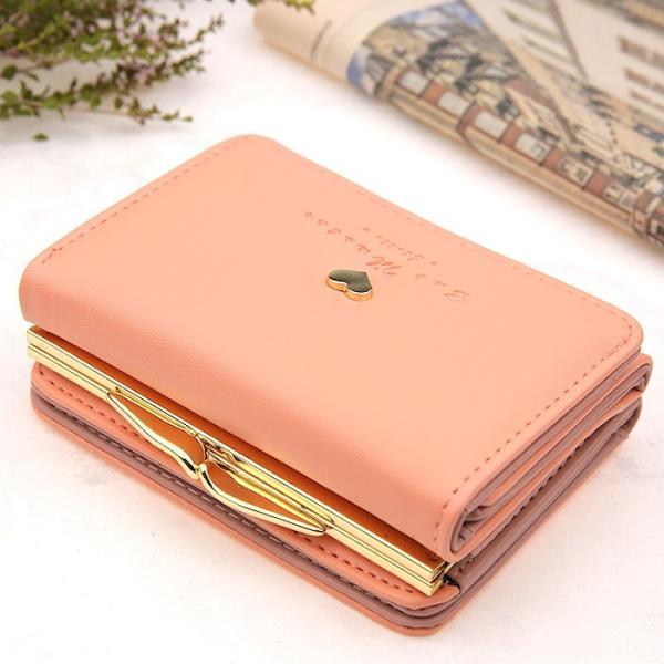 財布 レディース メール便送料無料 コンパクト 二つ折り 革 ミニウォレット|absolawake|02