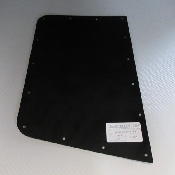 ウイングプロテクター 左右ペア カーボン 黒 / CATERHAM リベット・プロテクター付き|ac-minds-aj|04