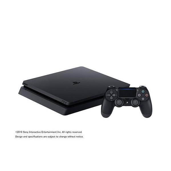 プレイステーション4本体 新品未開封 ゲーム機 SONY PlayStation4 ジェット ブラック 500GB CUH-2200AB01|accelpark