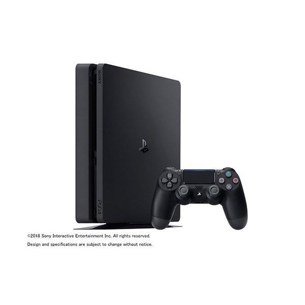 プレイステーション4本体 新品未開封 ゲーム機 SONY PlayStation4 ジェット ブラック 500GB CUH-2200AB01|accelpark|02
