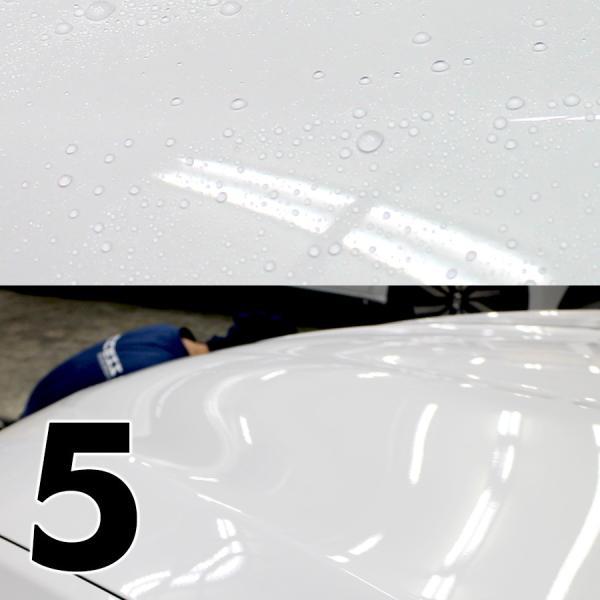 AdlaS アドラス ドロップス 超撥水コーティングスプレー C-DC-050 濡れたボディにふきつけて水で流すだけの簡単ツヤ超撥水スプレーコート 全塗装色対応|access-ev|05